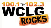 100.1 & 102.3 WCLG ROCKS