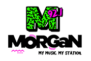 Morgan 92.1 My Music. My Station